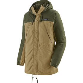 Patagonia Recycled Nylon Parka Parka Homme, classic tan